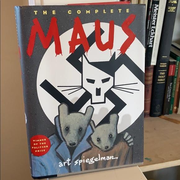 Maus graphic novel (Spiegelman)
